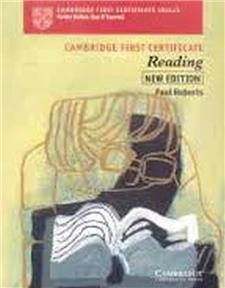 cambridge first certificate reading students book - ISBN: 9780521646567