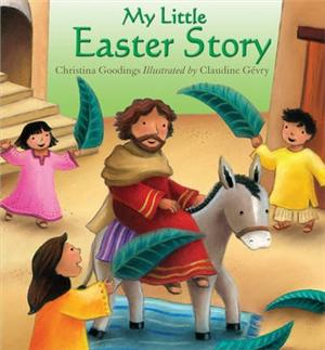 my little easter story - ISBNx: 9780745969275