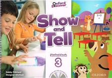oxford show and tell 3 student book and multirom - ISBN: 9780194779364