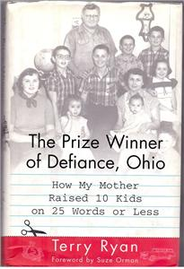 the prize winner of defiance ohio  how my mother raised 10 kids on 25 words or less - ISBNx: 9780743211222