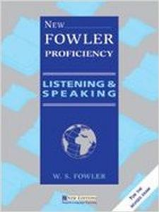 new fowler proficiency listening and speaking students book - ISBNx: 9789604031733