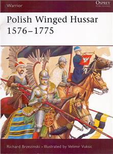 polish winged husssar 1576-1775 - ISBNx: 9781841766508
