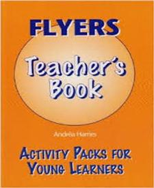 ap for young learners flyers teachers book - ISBN: 9781900783293