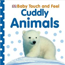 baby touch and feel cuddly animals - ISBN: 9781405367295