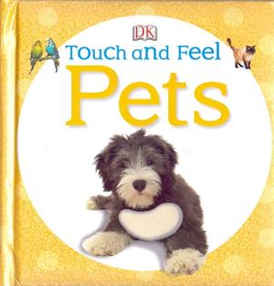 baby touch and feel pets - ISBN: 9781405370509