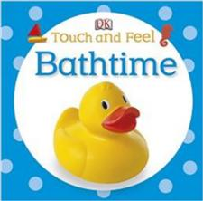 baby touch and feel bathtime - ISBN: 9781409366294