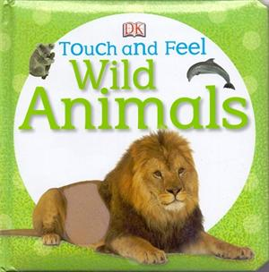 baby touch and feel wild animals - ISBN: 9781409373704