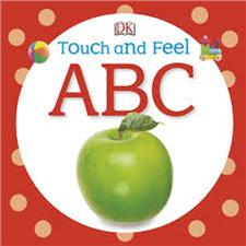 baby touch and feel abc - ISBN: 9781409366317