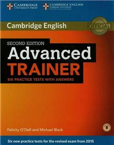 advanced trainer 2ed six practice tests with answers - ISBN: 9781107470279