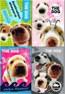 notes a7 the dog - ISBN: 5901130005581