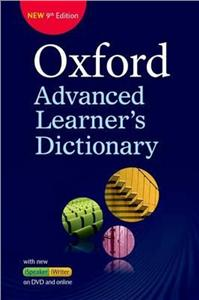 oxford advanced learners dictionary paperback 9e with dvd-rom and online access code - ISBN: 9780194798792