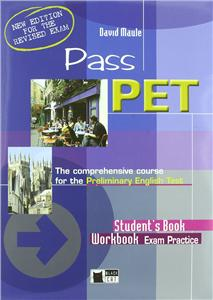 pass pet rev sb  wb  2 cd - ISBNx: 9788853000040