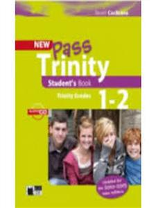 pass trinity 1-2 new sb  cd - ISBNx: 9788853011008