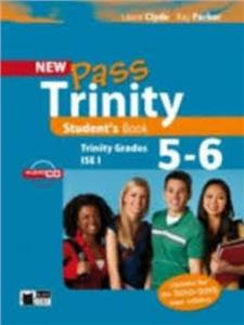pass trinity 5-6 new sb  cd - ISBNx: 9788853011046