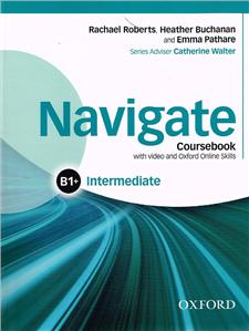 navigate intermediate b1 coursebook with dvd and oxford online skills pack - ISBN: 9780194566629