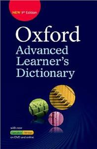 oxford advanced learners dictionary hardback 9e with dvd-rom and online access code - ISBN: 9780194798785