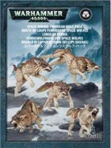 space wolves fenrisian wolf pack - ISBN: 5011921030040