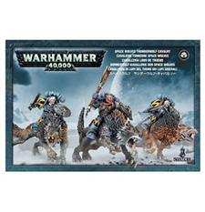 space wolves thunderwolf cavalry - ISBN: 5011921030033