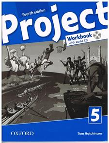 project fourth edition 5 workbook pack with audio cd - ISBNx: 9780194764797
