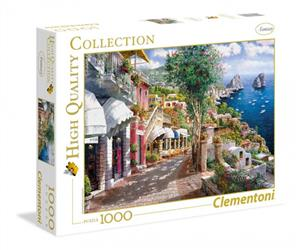 puzzle 1000 high quality collection capri - ISBN: 8005125392575