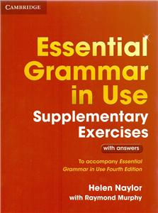 essential grammar in use 4th ed supplementary exercises with answers - ISBNx: 9781107480612