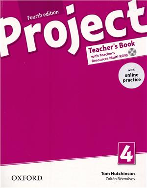 project fourth edition 4 teachers book with online practice pack - ISBN: 9780194704076