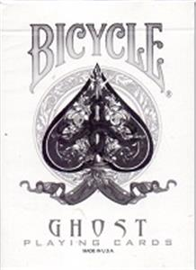 bicycle ghost playing cards - ISBNx: 852985005011