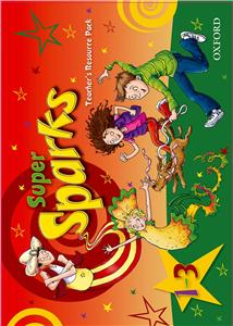 super sparks  gold sparks dla klas i-iii teacher's resource pack - ISBN: 9780194662604