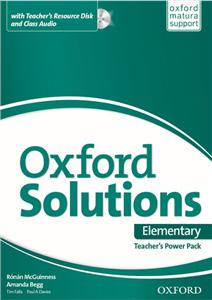 oxford solutions elementary teachers power pack 2015 - ISBN: 9780194514491