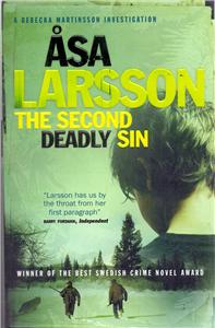 the second deadly sin - ISBN: 9780857389985