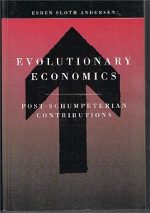 evolutionary economics post-schumpeterian contributions - ISBN: 9781855673830