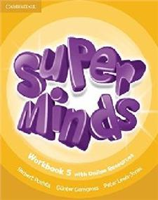 super minds 5 wb with online resources - ISBNx: 9781107483040