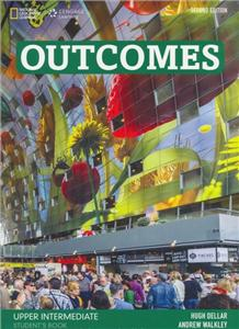 outcomes 2e upper intermediate students book  class dvd no acc code national geographic - ISBN: 9781305651906
