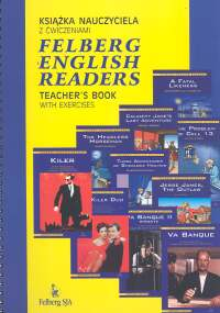 felberg english readers teachers book with exercises - ISBN: 9788388667183