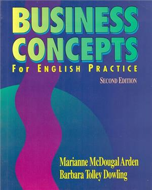 business concepts for eng practic - ISBN: 9780838440773
