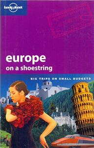 europe on a shoestring - ISBN: 9781740597791