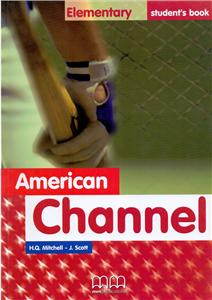american channel elem sb - ISBN: 9789603796206