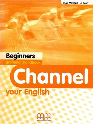 channel beginner grammar handbook - ISBN: 9789603797043