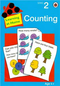learning at home counting - ISBNx: 9780721433516