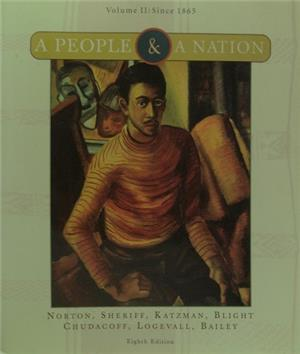 a people and the nation - ISBN: 9780618947775