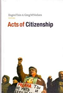 acts of citizenship - ISBN: 9781842779514