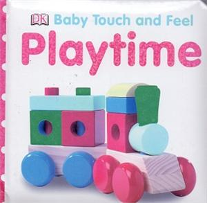 baby touch and feel playtime - ISBN: 9781405331982