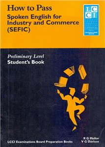 how to pass spoken english for industry and commerce preliminary level - ISBN: 9783922514336
