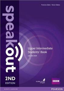 speakout 2nd edition upper intermediate coursebook with dvd-rom - ISBN: 9781292116013