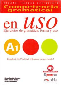 competencia gramatical en uso a1 cd audio - ISBN: 9788490816103