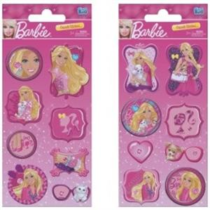 naklejki sticker boo capsule barbie - ISBN: 5901350240601