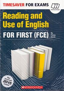 timesaver for exams reading and use of english for first fce - ISBNx: 9781910173688