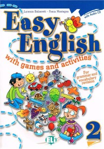 easy english with games and activities 2 z cd - ISBNx: 9788853604392