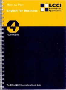 how to pass english for business fourth level - ISBN: 9781862470989