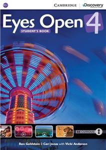 eyes open 4 students book - ISBN: 9781107467804